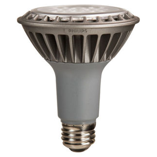 12 Watt - LED - PAR30L - Long Neck - 3000K Warm White - Narrow Flood - 3100 Candlepower - 50 Watt Equal - Dimmable - Philips EnduraLED 41015-9