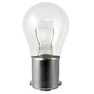 209 Miniature Indicator Lamp - 6.5 Volts - Single Contact Bayonet - Eiko  209