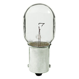 1416 Miniature Indicator Lamp - 12.8 Volt - T4.5 - Miniature Bayonet Base (BA9s) - Eiko 1416