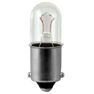 1818 Miniature Indicator Lamp - 24 Volt - T3-1/4 - BA9s Base - Eiko 1818