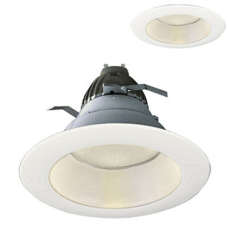 Cree CR6-GU24 - GU24 Base - 575 Lumens - 9.5 Watt - LED - Warm White - 90 CRI - Dimmable - Fits 6 in. Can Fixtures