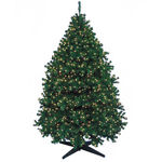 7.5 ft. Alaskan Fir Christmas Tree - Ready Trim