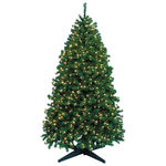 7 ft. Highland Fir Christmas Tree - Ready Trim