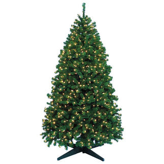 9 ft. Highland Fir Christmas Tree - Ready Trim
