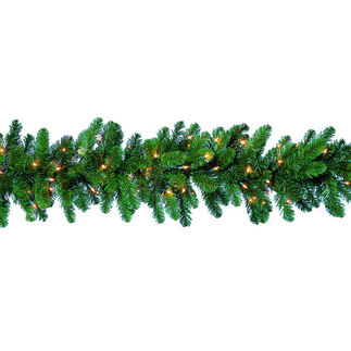 10 x 9 ft. Standard Garland - Northern Branch - Ready Trim