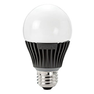 LED Light Bulb - 8 Watt - Warm White - Replaces 60 Watt Incandescent