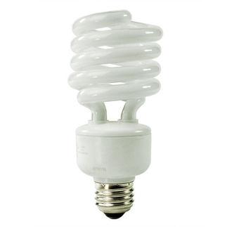 (277 Volt) 27 Watt - 100 W Equal - Full Spectrum 5100K - CFL Light Bulb