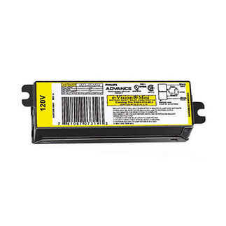 Advance e-Vision RMH20KLFSM - 22 Watt - Metal Halide Ballast - 120 Volt - ANSI M175 - Power Factor 90% - Max. Temp. Rating 90 Deg. C