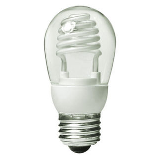 Dimmable - 3 Watt - CCFL - 11 W Equal - 2700K Warm White - Min. Start Temp. 5 Deg. F - 82 CRI - 40 Lumens per Watt - 25,000 Life Hours - 15 Month Warranty