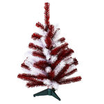 24 in. Texas A&M University Aggie PVC Christmas Tree - Sterling 91511024Ta