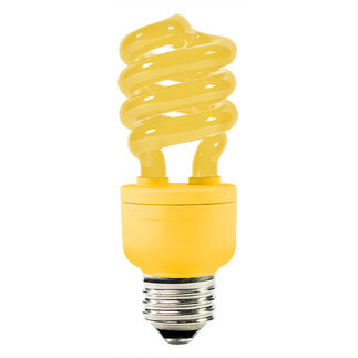 Shop for Yellow Bug Light CFL - 13 Watt