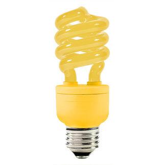 Shop for Yellow Bug Light CFL - 13 Watt