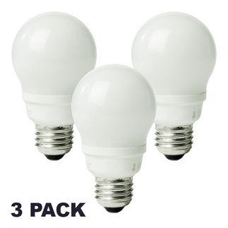 Philips 21252-2 - 5 Watt A-Shape CFL - 2700K