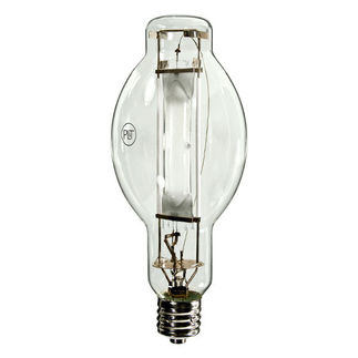 PLT 991239 - 1000 Watt - BT37 - Metal Halide - Reduced Envelope - Unprotected Arc Tube - 4200K - ANSI M47/E - Universal Burn - MH1000/BT37/U/4K