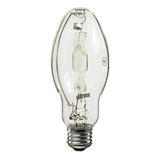 PLT 991261 - 175 Watt - ED17 - Metal Halide - Unprotected Arc Tube - 4200K - Medium Base - ANSI M57 - Universal Burn - MH175/ED17/U/4K