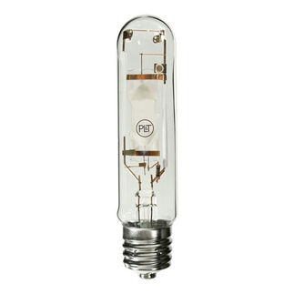 PLT 991294 - 250 Watt - T15 - Metal Halide - Unprotected Arc Tube - 4200K - ANSI M58/E - Horizontal Burn - MH250/T15/HOR/4K