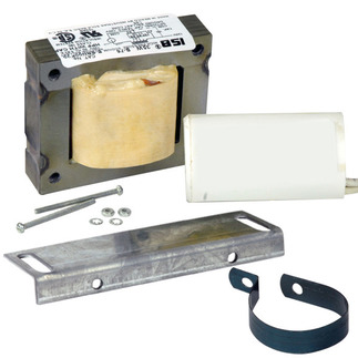 Sola E-SRN00F100 - 100 Watt - High Pressure Sodium Ballast - ANSI S54 - 120 Volt - Power Factor 90% - Max. Temp. Rating 100 Deg. C - Includes Ignitor and Bracket Kit