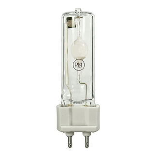 PLT 991338 - 70 Watt - T7.5 - Pulse Start - Metal Halide - Unprotected Arc Tube - 4200K - G12 Base - ANSI M85/E - MH70/G12/UVS/4K