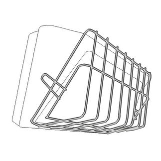 Stainless Steel Wire Guard for Medium Wall Packs - PLT 28380