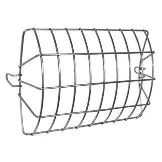 Stainless Steel Wire Guard for 11 in. Semi-Cutoff Wall Packs - PLT 28458