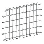 Stainless Steel Wire Guard for 14 in. Wall Packs - PLT 28536