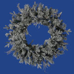 2.5 ft. Wreath - Frosted - Wistler Fir - Unlit