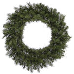 3.5 ft. Wreath - Green - Albany Spruce - Unlit