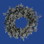 2 ft. Wreath - Frosted - Wistler Fir - Unlit