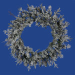 3 ft. Wreath - Frosted - Wistler Fir - Unlit