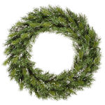 3 ft. Wreath - Green - Augusta Pine - Unlit