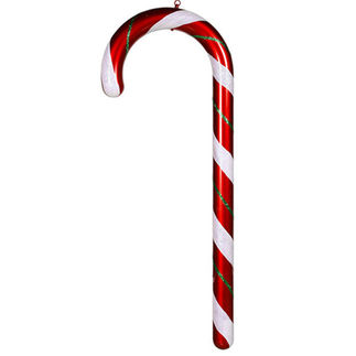 4 ft. Candy Cane - Red, White, and Green