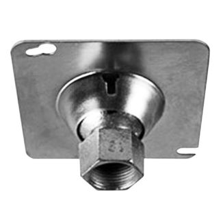 Swivel Pendant Mount - Square - Fits 3/4 in. Conduit - PLT 27704