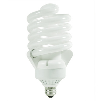 65 Watt - CFL - 200 W Equal - 4100K Cool White - Min. Start Temp. 0 Deg. F - 82 CRI - 65 Lumens per Watt - 15 Month Warranty - Sylvania 29508