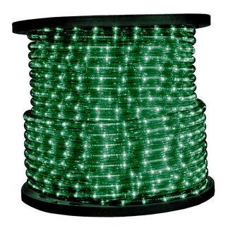 3/8 in. - Green - Rope Light - FlexTec MF-72GN
