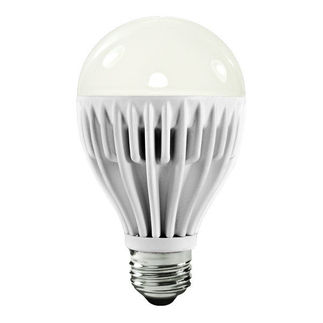 LEDnovation EnhanceLite Gen2 - 6.1 Watt - Dimmable LED - A19 - Warm White - 615 Lumens - 60 Watt Equal - 90-135 Volt