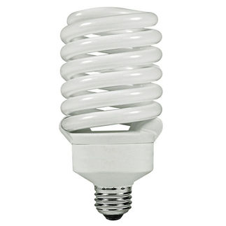 TCP 48942-65K - 42 Watt - CFL - 150 W Equal - 6500K Full Spectrum Daylight - Min. Start Temp. -20 Deg. F - 82 CRI - 63 Lumens per Watt - 15 Month Warranty
