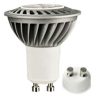 Lighting Science Definity - 6 Watt - 120 Volt - LED - MR16 - GU10 Base - 2700K Warm White - Flood - 435 Candlepower - 30 Watt Equal