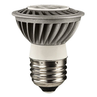 6 Watt - LED - PAR16 - 4000K Cool White - Narrow Flood