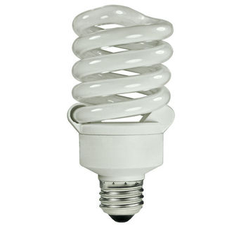 TCP TruStart 5802335K - 23 Watt - CFL - 100 W Equal - 3500K Halogen White - 82 CRI - 36 Month Warranty