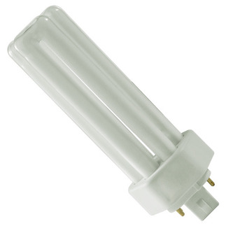 Sylvania 20885 - CF32DT/E/IN/835/ECO - 32 Watt - 4 Pin GX24q-3 Base - 3500K  - CFL Light Bulb Plug In CFL