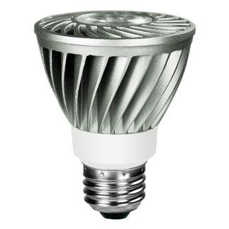 8 Watt - Dimmable LED - PAR20 Hi-Output - 5000K Stark White