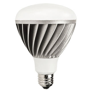 Lighting Science Definity - 15 Watt - Dimmable LED - BR30 - 4000K Cool White  - 844 Lumens - 120 Volt