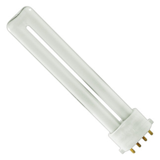 Sylvania 20313 - CF9DS/E/827 - 9 Watt - 4 Pin 2G7 Base - 2700K  - CFL Light Bulb Plug In CFL