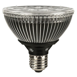 12 Watt - LED - PAR30 - Short Neck - 4300K Cool White - Spot