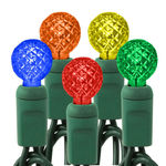 (50) Bulbs - LED - Multi-Color G12 Lights