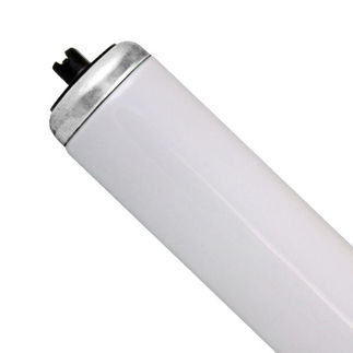 F96T12 Linear Fluorescent Tube Recessed Double Contact Base