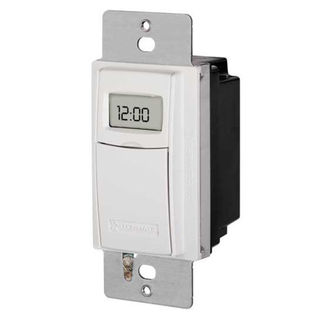 Intermatic ST01C - In-Wall Timer