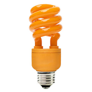 Shop for Orange Colored CFL - 13 Watt
