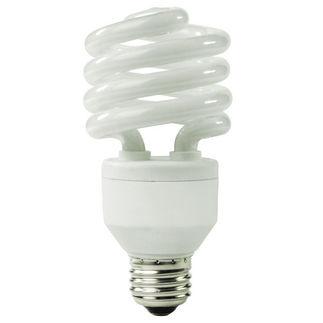 23 Watt Compact Fluorescent CFL 5000K Full Spectrum