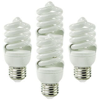 14 Watt - CFL - 60 W Equal - 2700K Warm White - 80 CRI - 64 Lumens per Watt - 15 Month Warranty - 4 Pack